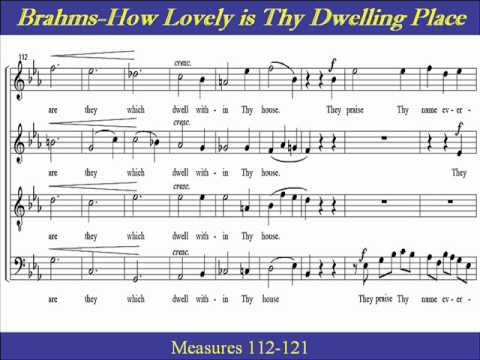 How Lovely-Brahms-Tenor-Score.wmv