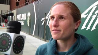 Rachel Van Hollebeke and Jackie Acevedo talk preseason tour