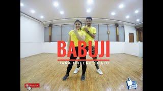 BABUJI JARA DHEERE CHALO | Dance Choreography | Sakshi Raisurana