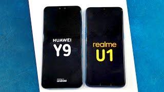 Huawei Y9 (2019) vs Realme U1 Speed Test | Camaera Comparison | TechTag