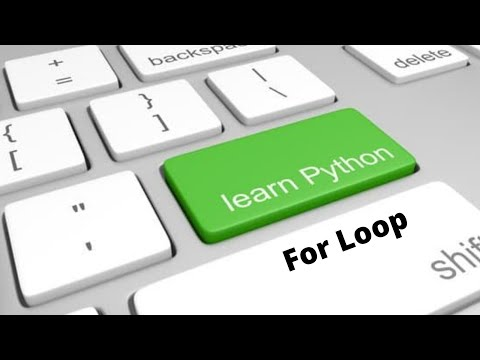 Python For Loop: The Definitive Guide To learn it
