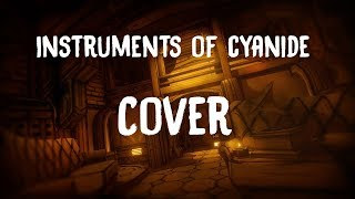 """Instruments of Cyanide"" - COVER"
