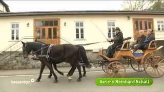 """Mit der Kutsche durch den Westerwald - die """"Drei-Burgen-Tour Beilstein"""""""