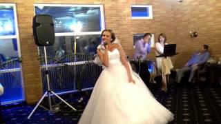 Песня невесты в подарок жениху