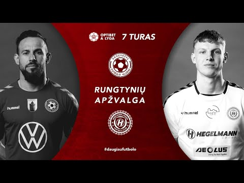 FK Panevezys Hegelmann Litauen Goals And Highlights