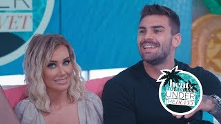 Adam Collard and Laura Anderson weigh in on this years #LoveIsland contestants