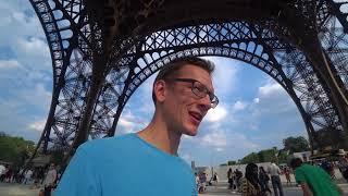 Боёвка разобрана, карт, Париж.