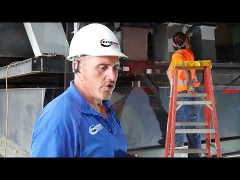 ProVision Partners: Feed Mill Tour
