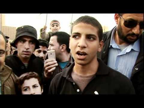 Egypt: biggest protests yet in Cairo as Wael Ghonim speaks