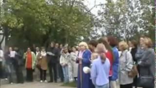 Престольный праздник в Ужусаляй - 2004