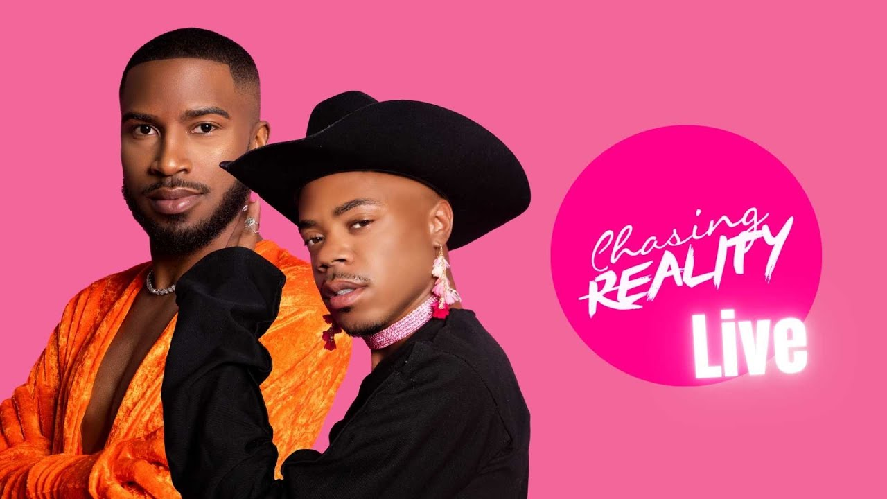 Chasing: Reality LIVE With Troy and Dominique!
