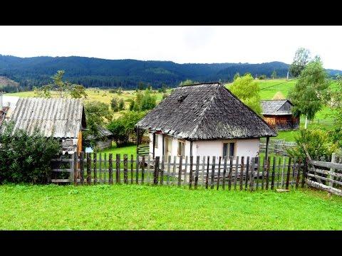 Peisaje rurale (1) - Rural Landscapes (1) (Harghita County, Romania)
