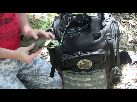 Get Home Bag Rush 72 for long distance/duration