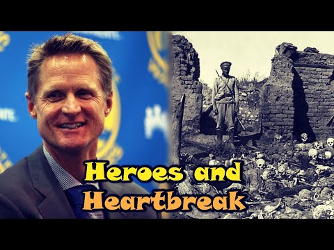 The SHOCKING Story of Steve Kerr's Family History and Career