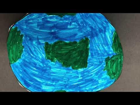 Oswegatchie Elementary School - Our Space Odyssey