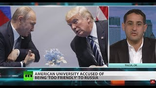 FULL SHOW: NYT accuses American U of Russiaphilia