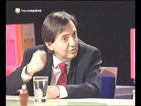 Federico Jimenez Losantos Entrevista.Telemadrid 1
