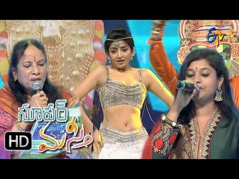 Super Masti |  22nd May 2017 | Tirupati | Full Episode | ETV Telugu