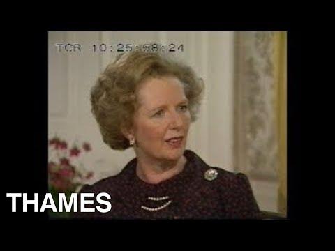 Margaret Thatcher Interview | Brighton Bomb | IRA | Conservative Party | 1984