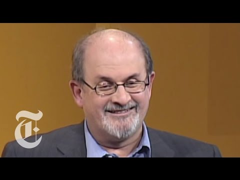 Times Talks: Salman Rushdie: The Fatwa 20 Years Later | The New York Times