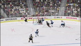 NHL 18 Be a Pro Highlights (EASHL COMING SOON)