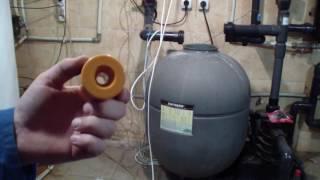 Дейін және Кейін! Қоямыз Дозатор pH. Жинаймыз Автоматиканы Бассейнінің. Жөндеу Бассейнінің 3с.