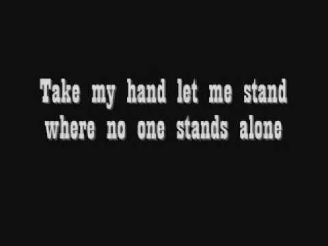 Where No One Stands Alone ~ The Peasall Sister with Lyrics