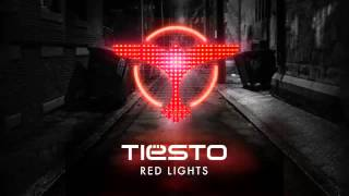 Tiësto - Red Lights (Official Audio) HD