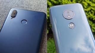 Honor Play vs Motorola Moto G6 Play - Camera Test
