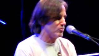"Jackson Browne ""Doctor My Eyes"" and ""About My Imagination"" Canandaigua, NY 8/01/09"
