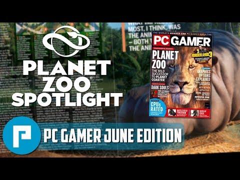 🐘-planet-zoo-spotlight-#4-|-pc-gamer-magazine-june-edition-|-new-information-and-screenshots!