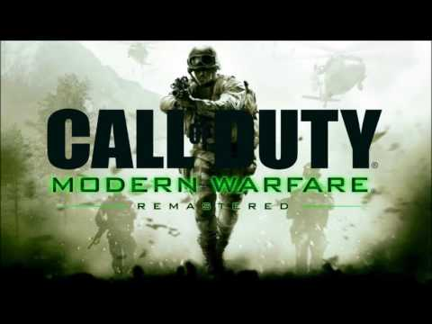 Call of Duty 4: Modern Warfare Remastered Main Theme Music Multiplayer! (Call of Duty 4 MP Music)
