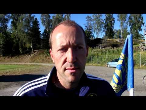 Pre-match Faaberg -