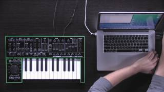 Roland Aira - How to update System-1 Firmware
