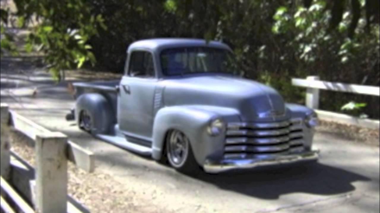 Chrome Chevy Steering Column 1949 Truck
