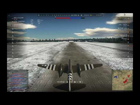 [War Thunder] BV 238 THE OP BOMBER | Taking off plane killed in his airfield | Air RB