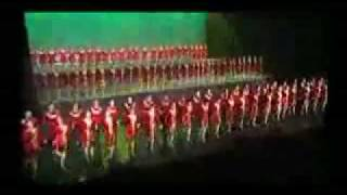 Армянский танец - Берд / Armenian dance - Berd