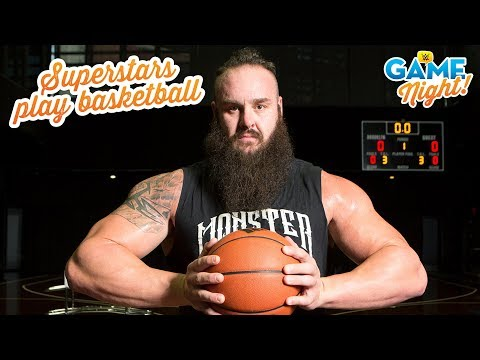 Thumbnail: WWE Superstar basketball shootout: WWE Game Night