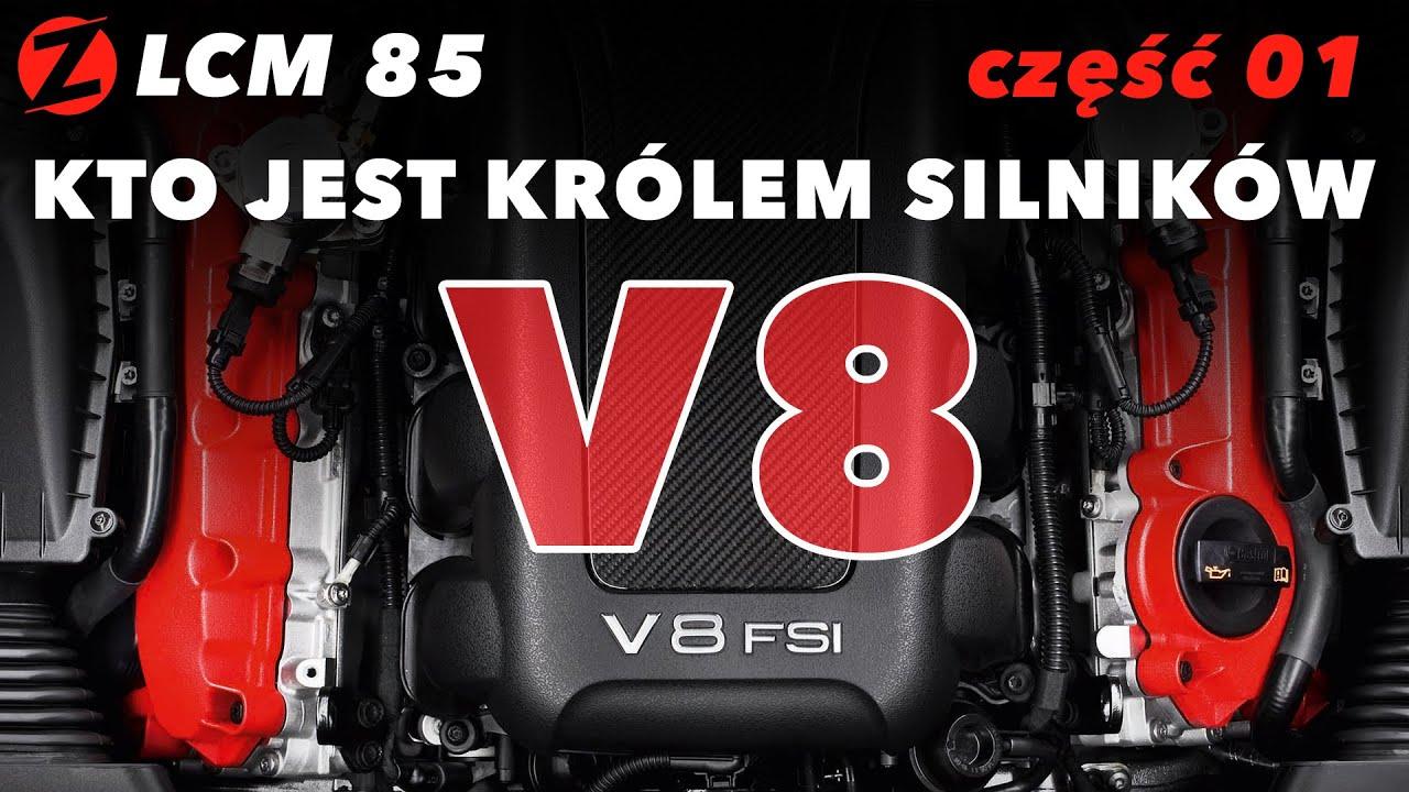 Kto WYCISKA najwięcej z wolnossącego SILNIKA V8 | część 01 | LCM 85