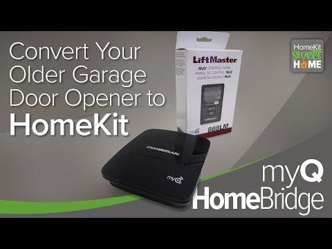 HomeKit Garage Door Opener — HomeKit Sweet Home