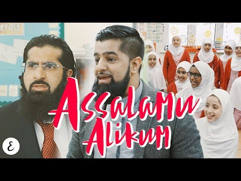 Omar Esa - Assalamu Alikum ft. Smile 2 Jannah (Official Nasheed Video)