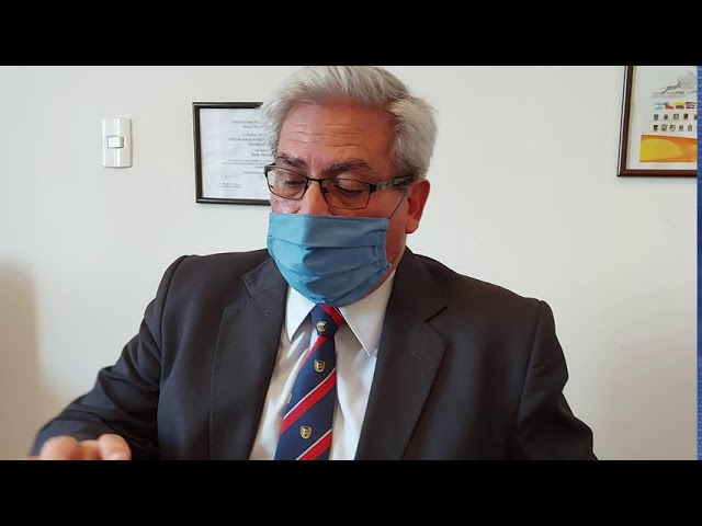 Dr Esteban Jerez - Abogado Defensor del Vocal de la Corte Dr Leiva pasó por Detonados