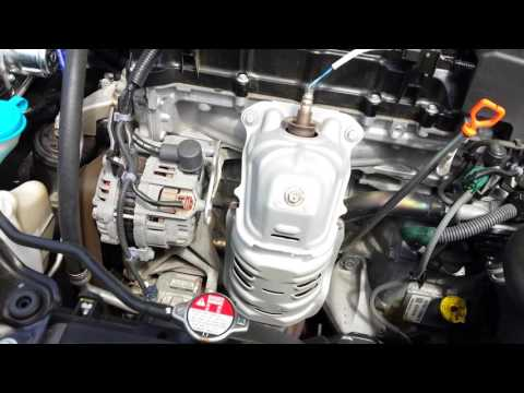 2014 Honda Accord : ABS, Brake, Traction, Steering warning lights issue RESOLVED Pt. 2
