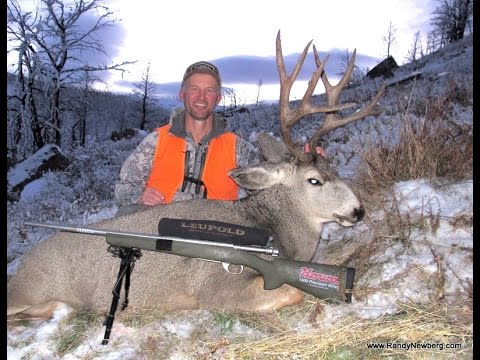 (Hunting Gear) Shooting Rests, Backpacks And Bipods Improve Hunting Accuracy