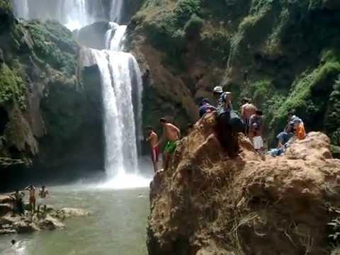 ASCM.du 25au28 JUIN 2012.Cascades d'Ouzoud.(Beni-Mellal+AFourèr+Bin-el-ouidane..)prt2