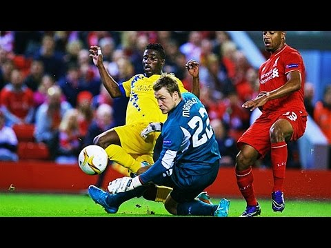 HIGHLIGHTS ● UEL ► Liverpool 1 vs 1 Sion - 1 Oct 2015 | English Commentary