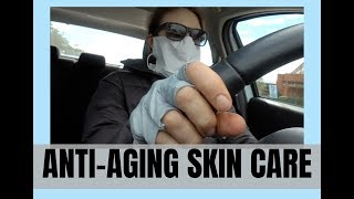 VLOG: ANTI-AGING SKIN CARE ON THE GO| DR DRAY
