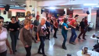 Spanish Cha line dance