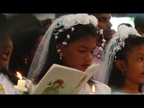 Gabriella Joanna First Holy Communion