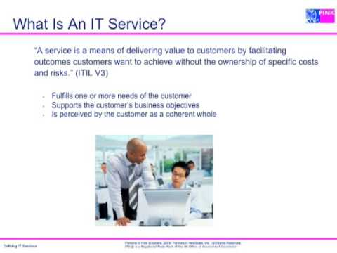Defining IT Services